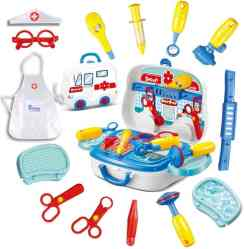 Amazon: Mgc-Kitty 26 Pcs Doctor Kit for Kids $5.50 (Reg. $25.99)