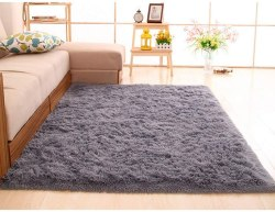 Amazon: Faux Fur Rugs Now $14.10 (Reg. $46.99)