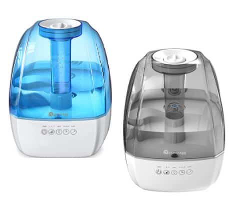 Amazon: 4.5L Ultrasonic Cool Mist Humidifier for $20.00 (Reg. Price $49.99) after code and coupon!