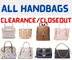 Macy's: Clearance/Closeout All Handbags