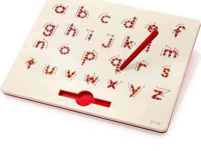 Amazon: Educational Learning ABC Letters Kids Drawing Board, Just $4.99 (Reg $9.99)