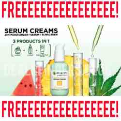 Garnier: FREE Garnier Green Labs Serum Cream Sample!