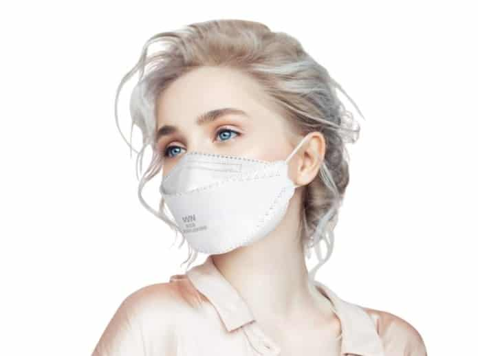 Amazon: KN95 Face Mask 50Pcs, White for $8.80 (Reg. Price $39.99) after code and coupon!