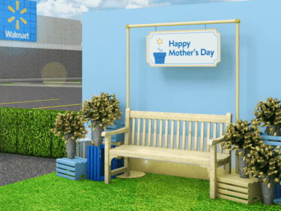 Free Mother's Day Event at Select Walmart Locations May 6th – 9th | Crafts, Goody Bags, & Photos for Mom