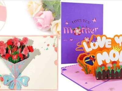 Amazon: Mother's Day Pop Up Card, Just $3.99 (Reg $9.99) after code!