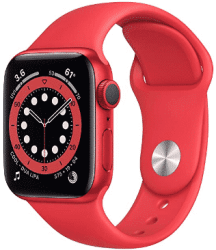 Amazon: New Apple Watch Series 6 for $249 (Reg. $399)