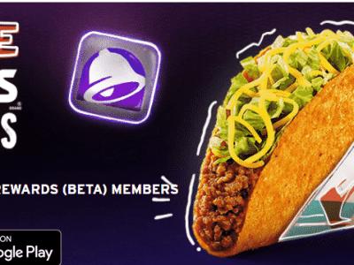 FREE Taco Bell Crunchy Taco on May 4th - No Purchase Necessary