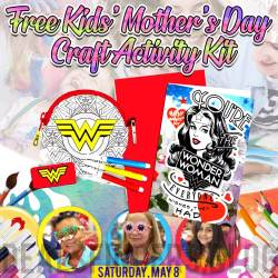 JCPenny: Free Kids' Mother's Day Craft Activity Kit