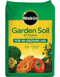 Home Depot: Miracle-Gro All Purpose Garden Soil ONLY $1.98 (Reg. $4.27)
