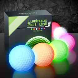 Amazon: FREE PalliPartners 6 pcs Glow Dark Golf Balls