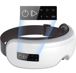 Amazon: FREE Bluetooth Eye Theraphy Massager with Heat!