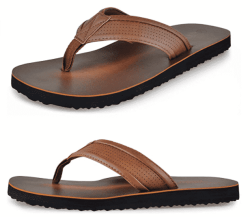 Amazon: CCVON Mens Flip Flops $10.40 (Reg. $25.99)