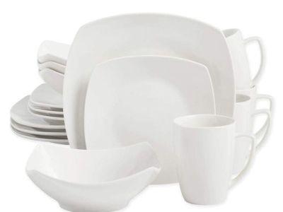 Bed Bath & Beyond: Salt 16 piece dinnerware set, Just $19.99