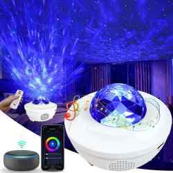 Amazon: Starry Sky Projector, 4 in 1 Galaxy Projector Star Projector Just $0.39 (Reg. $39.99)