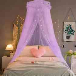 Amazon: Bed Canopy Lace Mosquito Net for ONLY $13.19 (Reg: $21.99)