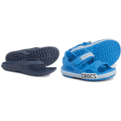 Sierra: Crocs Slippers and Sandals for ONLY $12.99-19.99 w/code