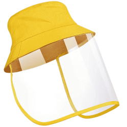 Amazon: Kids Sun Bucket Hat Detachable for $5.39 w/code (Reg. $15.99)