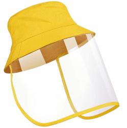 Amazon: Kids Sun Bucket Hat Detachable for $5.39 w/code (Reg. $15.99)