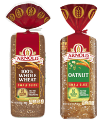 FREE Loaf of Arnold Small Slice Bread at Food Lion