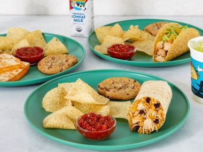 FREE Moe's Southwest Grill Kids Meal w/ Purchase of Adult Entree