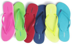 Old Navy Flip Flops for just $1 only on this weekend (In-Store Only)