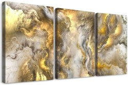 Amazon: Abstract Canvas Wall Art for ONLY $6.40 - $6.90 (Reg: $32.99)