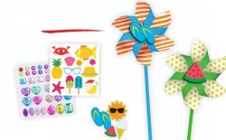 FREE Kids Summer Craft Activity Kit!