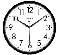 Amazon: Wall Clocks Non-Ticking 10 Inch As Low As $2.80 (Reg. $13.99)