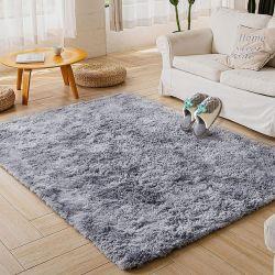 Amazon: Qumig Ultra Soft Fluffy Area Rugs $6.80 (Reg. $16.99)