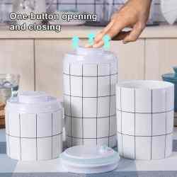 Amazon: Ceramic Jar with Pop Airtight Lid $6.99-9.09 (Reg. $19.99)