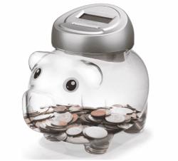Amazon: Younion Piggy Digital Coin Bank $4.19 (Reg. $13.99)