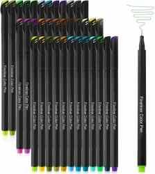 Amazon: Pack of 36 Journal Pens $2.24 (Reg. $9.99)