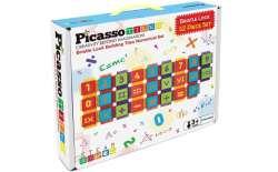 Amazon: PicassoTiles 52-Piece Blocks Set $12 (Reg. $50)