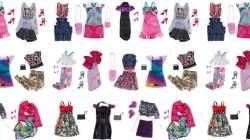 Walmart: Sparkle Girlz Outfits 14-Pack $4.61 (Reg. $20)