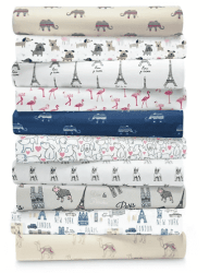 Kohl's: Printed Sheet Sets for $15 (Reg $45)