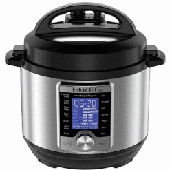 Amazon: 10-in-1 Instant Pot Pressure Cooker Only $55.97 (Reg $120)