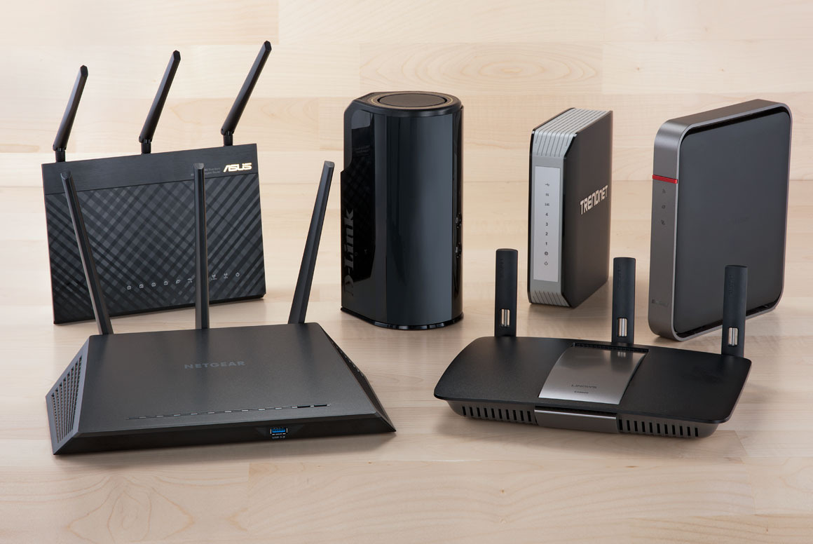 Buy wireless routers and network equipment in China