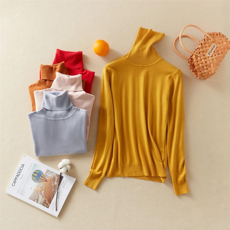 Top 5 basic women's sweaters on AliExpress