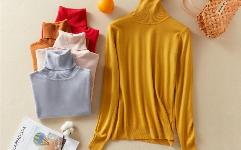 AliExpress's 5 best-selling basic and cheap women's sweaters