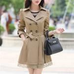 Top 5 best-selling women's mid-season jackets from AliExpress