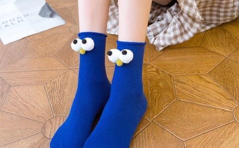 The 5 best-selling funny women's socks on AliExpress