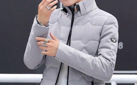 Top 5 men's winter jackets on AliExpress