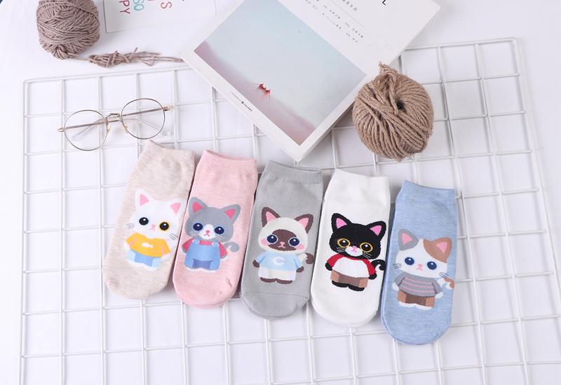 5 cute women's socks to buy on AliExpress