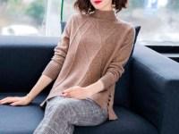 The 5 best-selling women's turtleneck sweaters on AliExpress