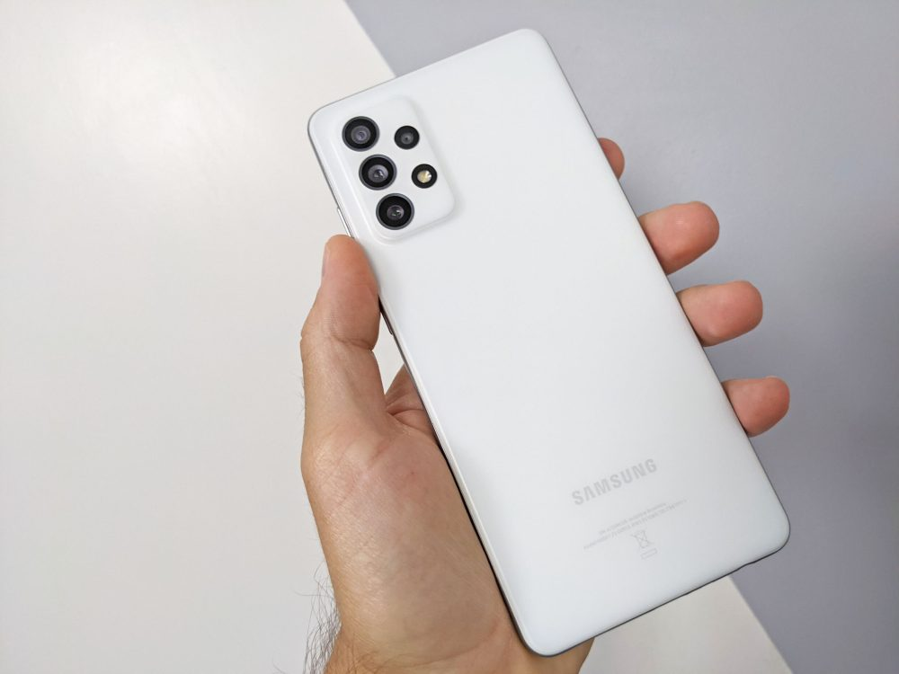 Galaxy A72: Review!