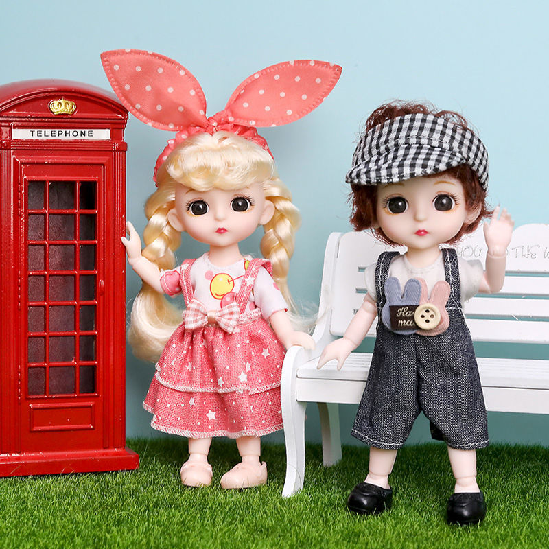 Top 5 dolls to buy on AliExpress