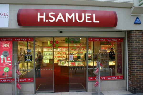 H.Samuel
