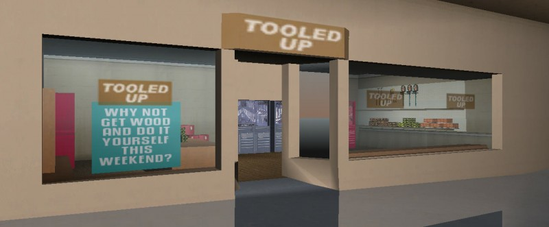 Tooled-Up offers