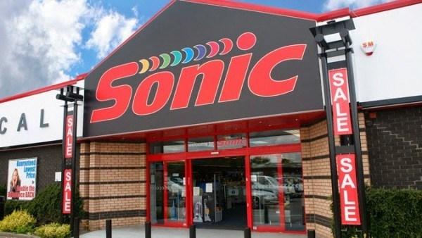 Sonic Direct voucher Code