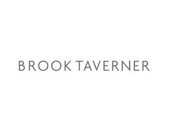 Brook Taverner Discount Code